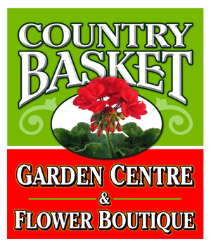 Country Basket garden centre and flower boutique sign